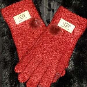 UGG NEW KNITTED GLOVES